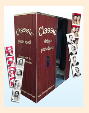 Photo Booth Sales Repair And Consumables Of Vintage Photo Booth In Usa