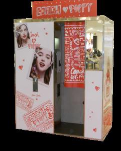 Custom Photo Booth