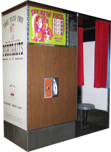 photo booth rental for Forbes magazine