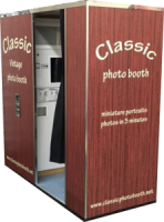 Vintage Classic Photo Booth