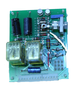 regulator AP-10 board