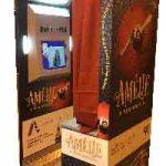 Amelie custom digital photo booth