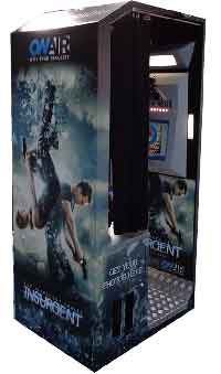 Insurgent digital photo booth