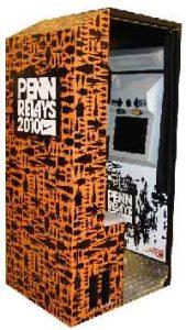 Penn relay digital photo booth