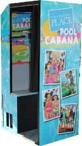 Children digital photo booth
